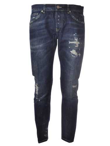 Dondup Jeans A Sigaretta