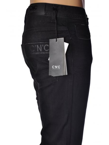 C'N'C Jeans A Sigaretta