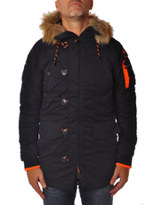 Superdry. Casual Jackets Parka