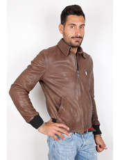 """HARDING ""  Leather Jackets Bomber & Biker"