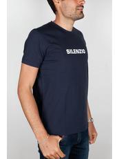 """""""SILENZIO""""  T-shirts Maniche Corte"""