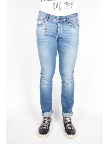 "Roy Roger's  ""GAR""  Jeans A Sigaretta"