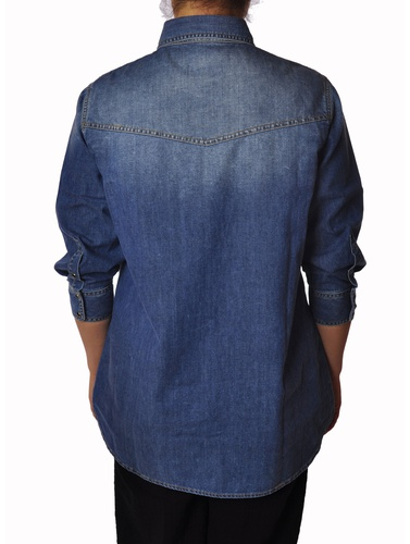 "Pinko  ""LEDA""  Shirts In Denim"