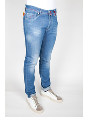 """J688COMF""  Jeans A Sigaretta"