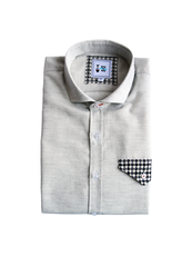 """PORT GRIMAUD""  Shirts Cotone"