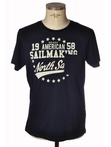 North Sails T-shirts Maniche Corte
