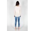 Allyson White Jeans Skinny