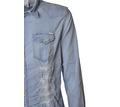 Aglini Shirts In Denim