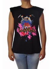 """SPINONE""  T-shirts Senza Maniche"
