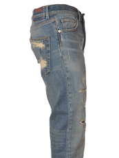 """IVAN""  Jeans A Sigaretta"