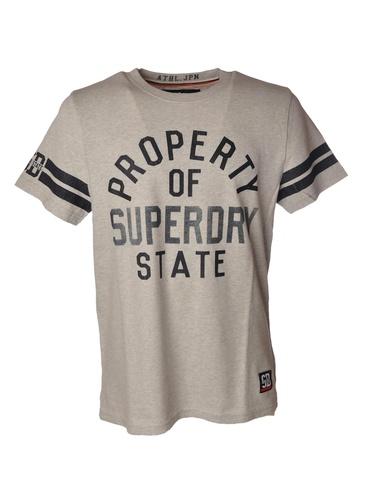 Superdry. T-shirts Maniche Corte