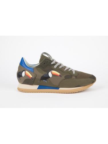 "Philippe Model  ""PARADIS""  Sneakers Basse"