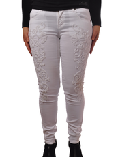 """RACHELE""  Pants Slim Fit"