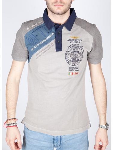 Aeronautica militare Polo Short-sleeved