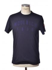 Woolrich T-shirts Maniche Corte