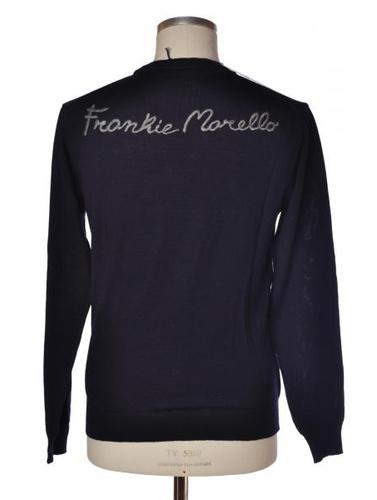 Frankie Morello Knitwear Girocollo
