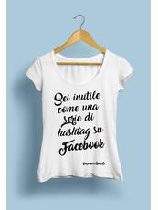 """Veronica Gentili""  T-shirts Maniche Corte"