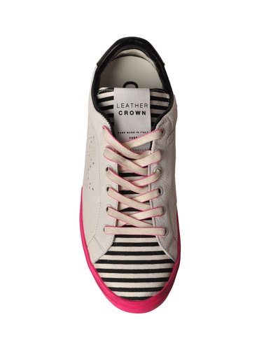 Leather Crown Sneakers City Sneakers