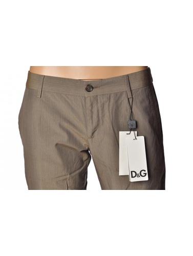 D&G Dolce & Gabbana Pantaloni A Sigaretta