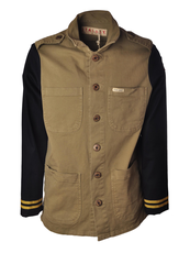 Casual Jackets Field Jackets