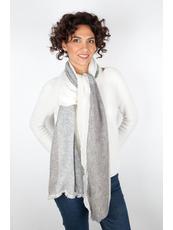 """""""cashmere&seta""""  Scarves & Wraps Lunga"""