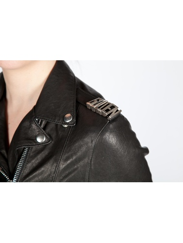 Golden Goose Leather Jackets Bomber & Biker