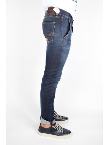 "Roy Roger's  ""MINTAKA""  Jeans A Sigaretta"