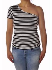 Patrizia Pepe T-shirts Maniche Corte
