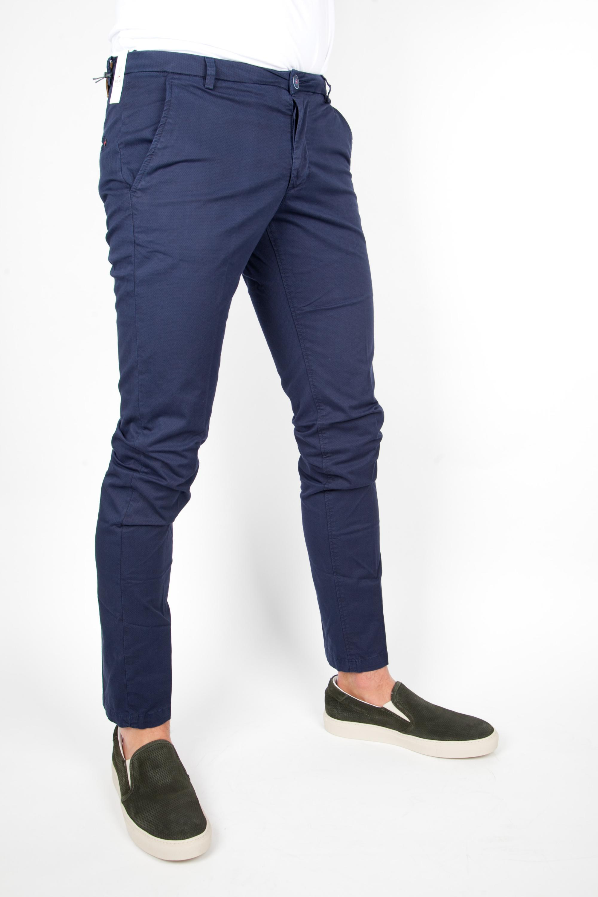 Pantaloni Slim No Bemymood Lab Fit 0zWY8xq